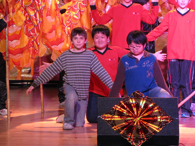 Spring Festival (Chinese New Year) Assembly {Nicholas}