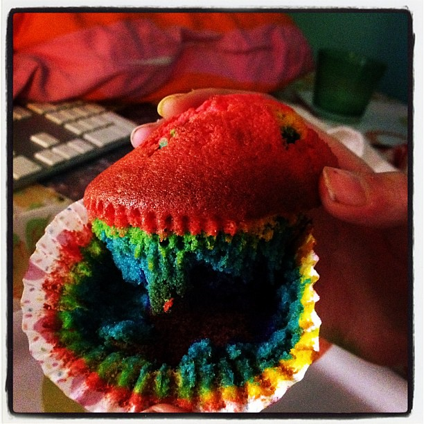 test cupcake : success!