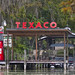 Texaco, Merrits Millpond by Gene Powell