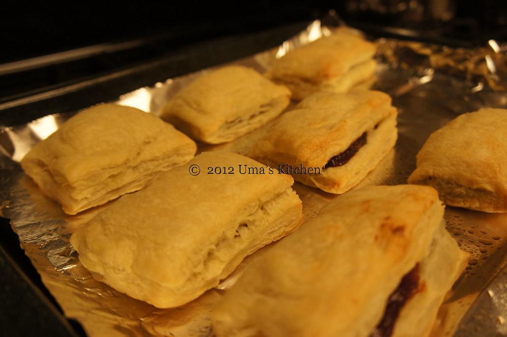 Guava Paste – Cream Cheese Pastry | Uma's Kitchen