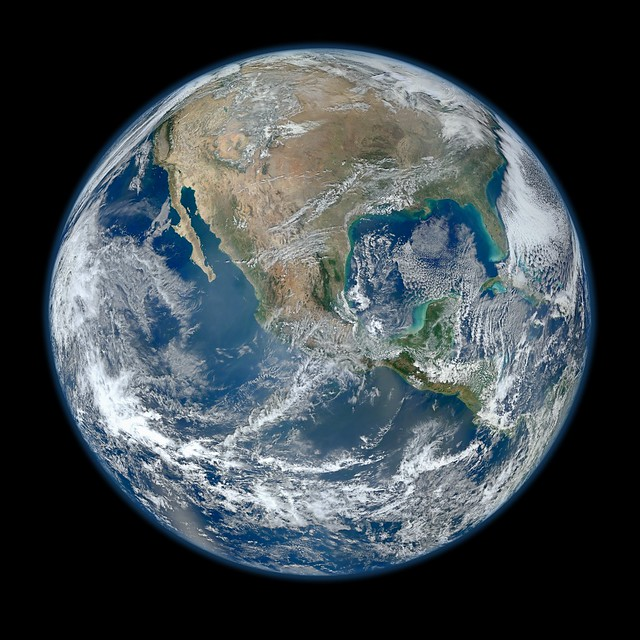 Most Amazing High Definition Image of Earth - Blue Marble 2012 NASA image acquired January 25, 2012.