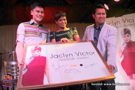 Sidang Media Jaclyn Victor KRU Music