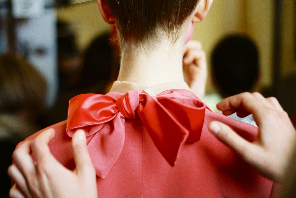 before Alexis Mabille