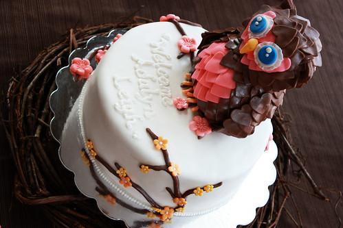 owlcake2 by Cake Maniac
