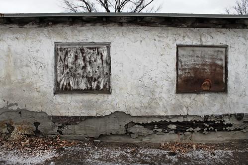 facade nevada worn weathered elko