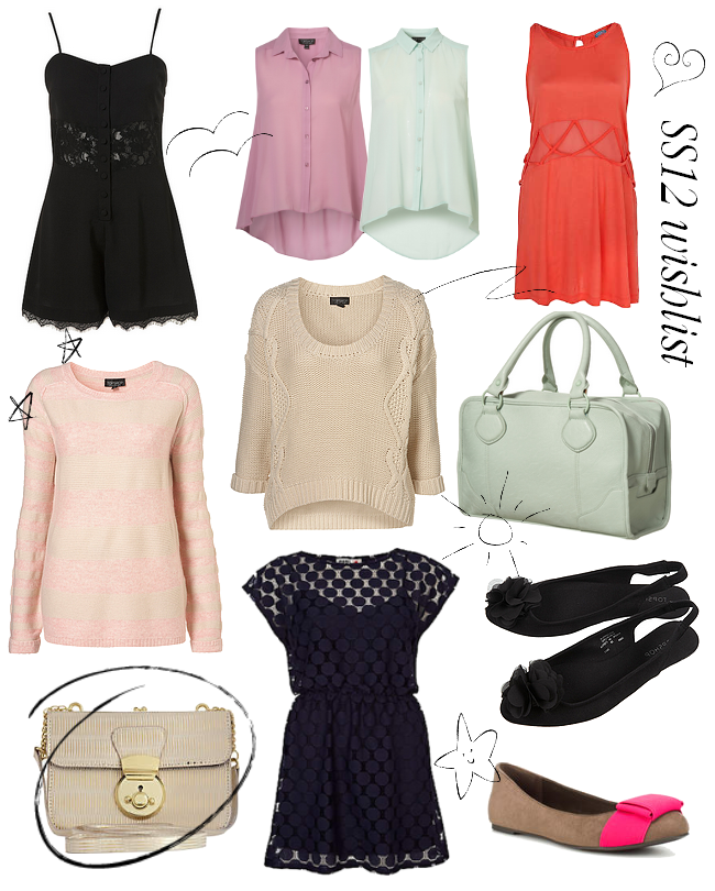 daisybutter - UK Style Blog: wishlist, ss12, british high street, steal her style