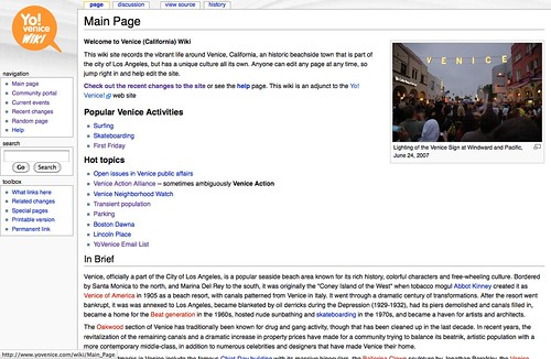 YoVenice Wiki