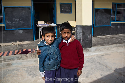 Mcleodganj school children 2