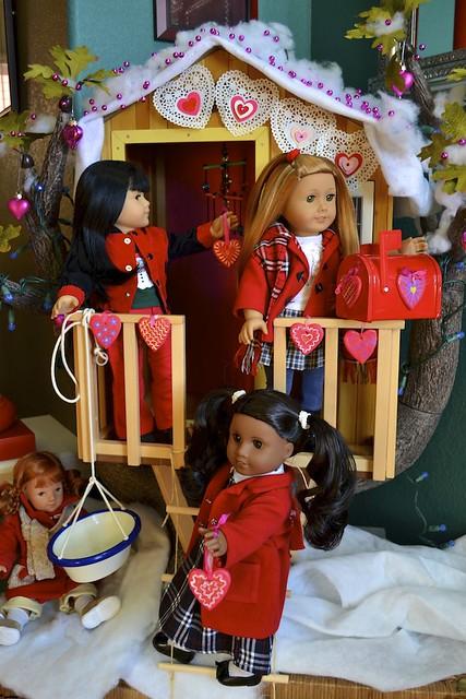 Valentine Treehouse