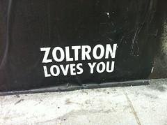 Zoltron at Bombay Creamery