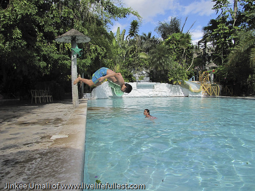 Villa Escudero Swimming Pool