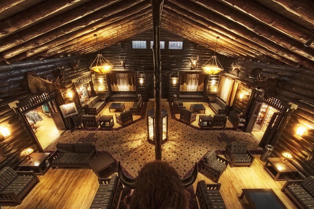 The El Tovar Lobby