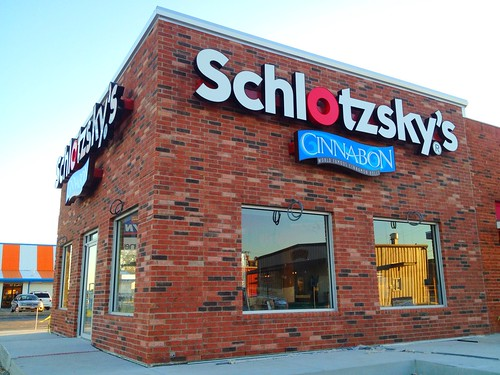 Schlotzsky's in Seguin