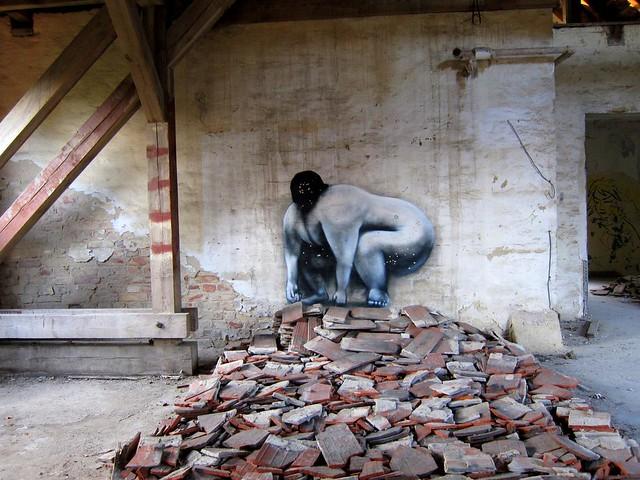 graffiti | kim köstner | grabowsee 2011