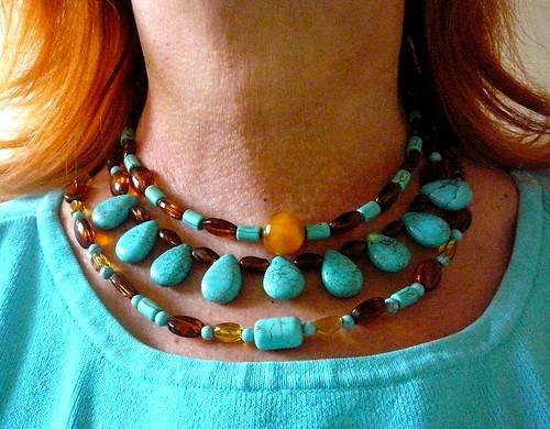 Turguoise necklace