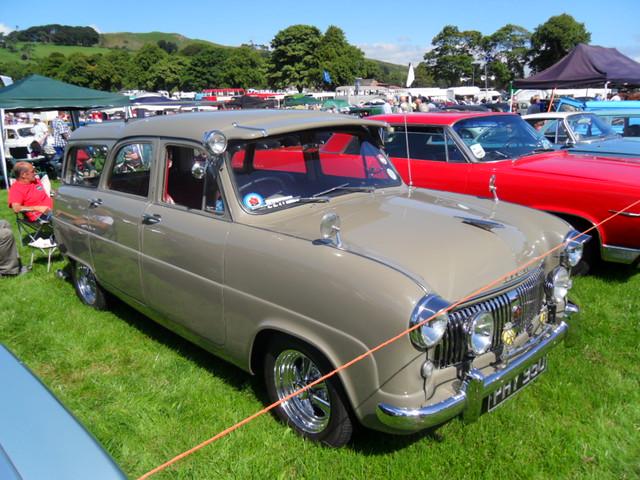 Farnham Classic Car Show