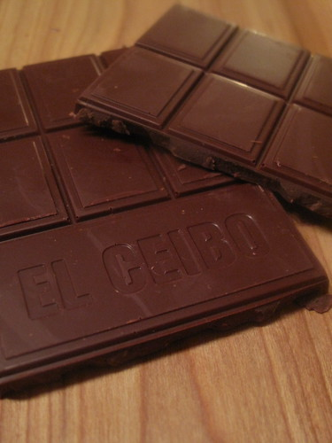 El Ceibo chocolate, Bolivia