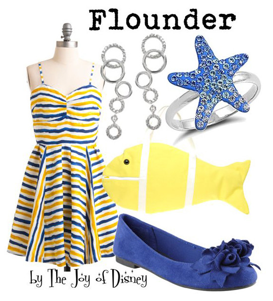 Inspired by: Flounder