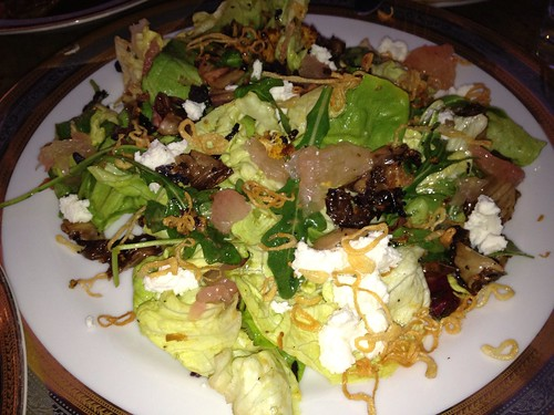 Sunny Spot's Sunfire salad by Caroline on Crack