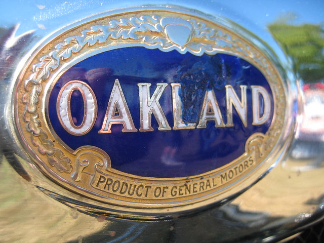 Oakland Classic Antique Cars