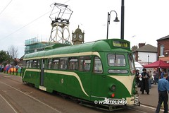 Tram 623.Tram Sunday FLEETWOOD 2
