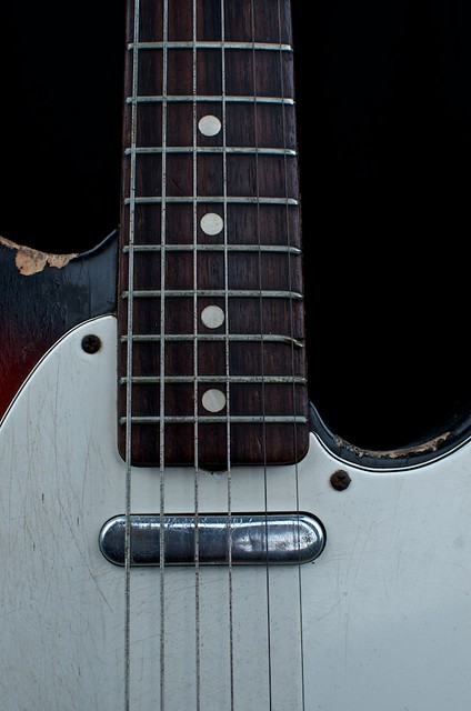 Photo:FENDER TELECASTER (1973-76) FOR SALE By Dave Arcari