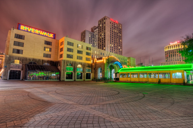Once the site of the Louisiana Worlds Fair, Riverwalk Marketplace opened in Following a full renovation in early , the Marketplace was re-opened as The Outlet Collection at Riverwalk, making it the nation's first downtown outlet center.