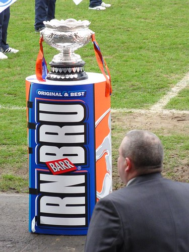 Eyes set on the Irn Bru League Cup