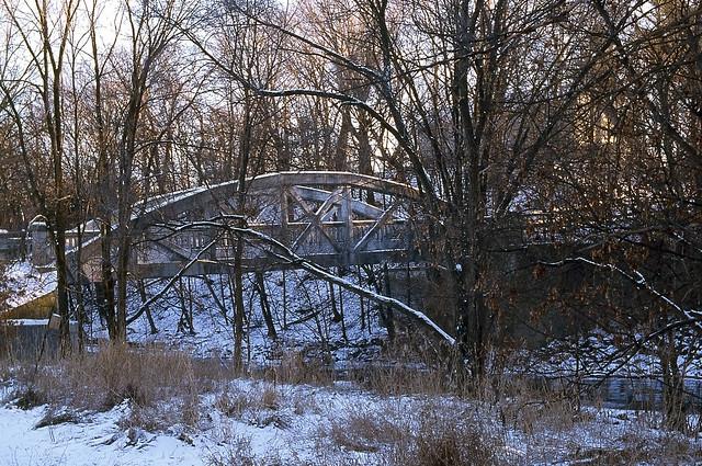 The Middle Road Bridge