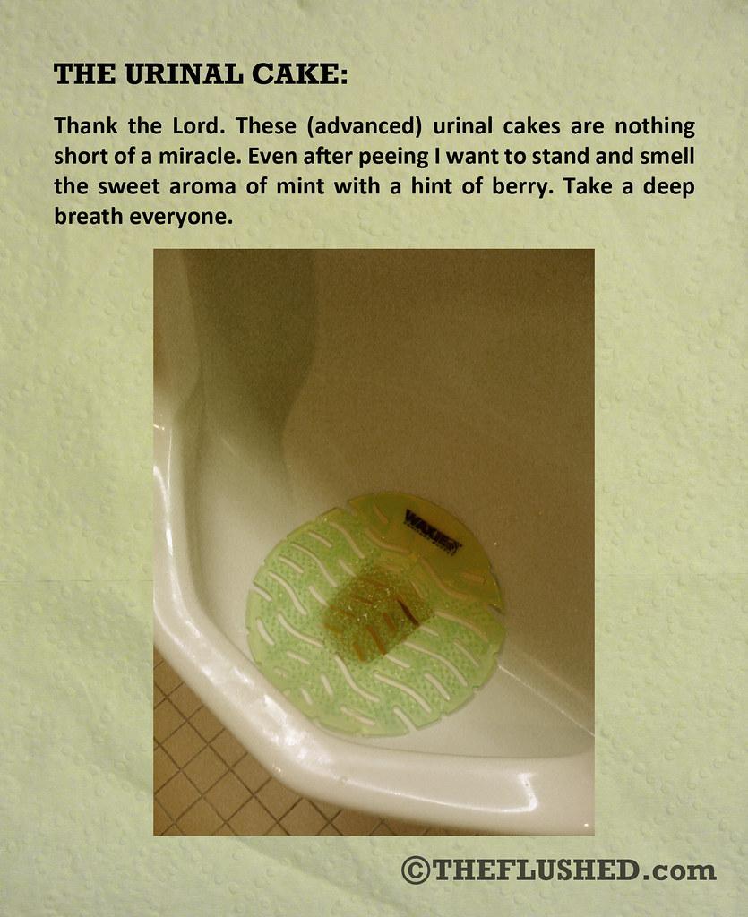 The Urinal Cake