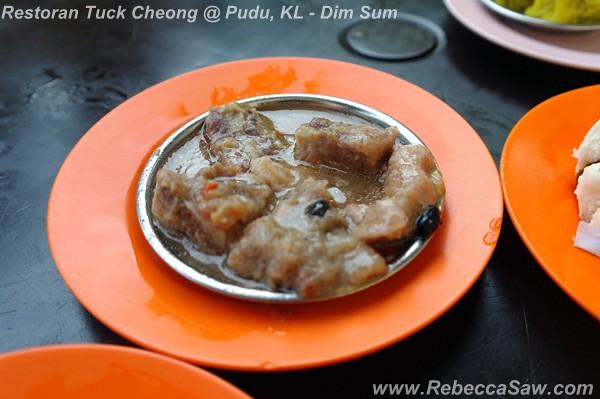 restoran tuck cheong, pudu kl - dim sum