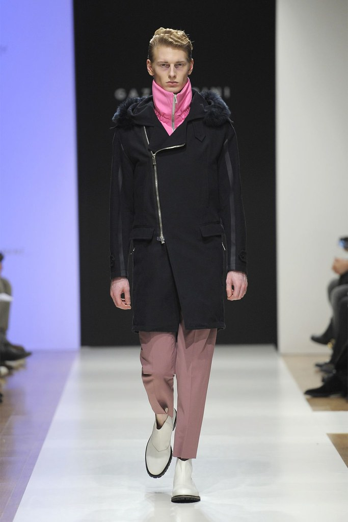 Diederik Van Der Lee3164_FW12 Milan Gazzarrini(Homme Model)