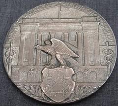 Baker medal reverse