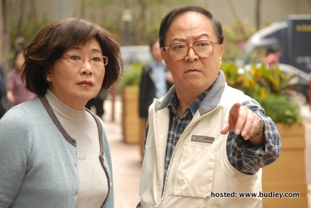 Louise Lee & Chung King Fai