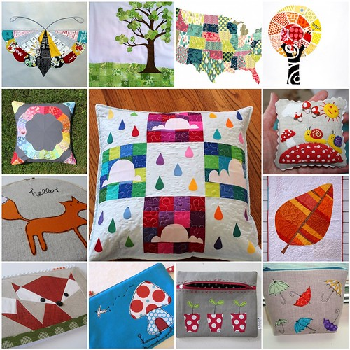 Picnic Quilt Ideas for Bee