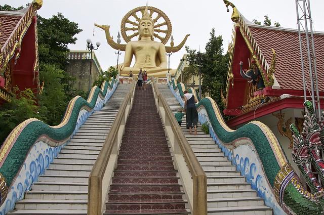 Ko Samui - Thailand - Wat Phra Yai