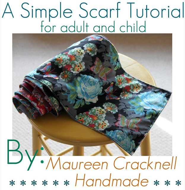 A SImple Scarf Tutorial