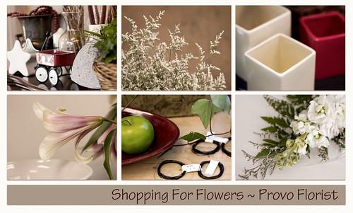Provo Florist ~ Story Board by Suzette ~ desertskyblue