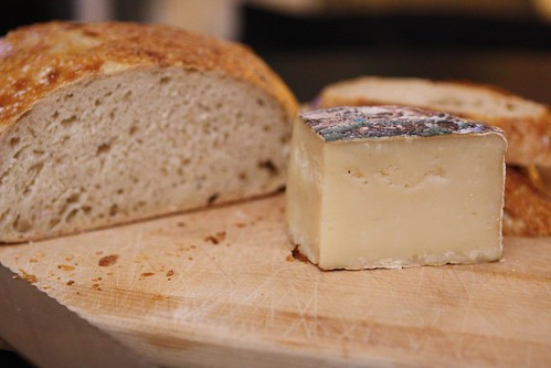 Queso de Vare and Sourdough Boule