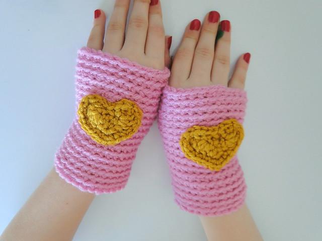 heart wristers
