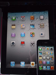 iphone4s & ipad2