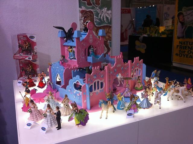 Neues von Papo auf der Spielwarenmesse 2012