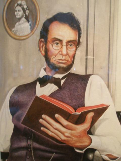 Wendell Minor 'Abraham Lincoln'