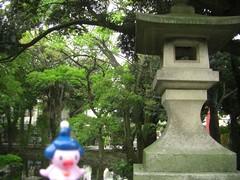 Mime Jr. in Hiratsuka, Kanagawa 21 (Hiratsuka hachimangu Shrine)
