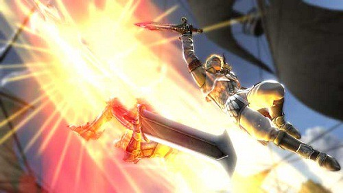 SoulCalibur V Patroklos Strategy Guide - Moves, Combos and Frame Data