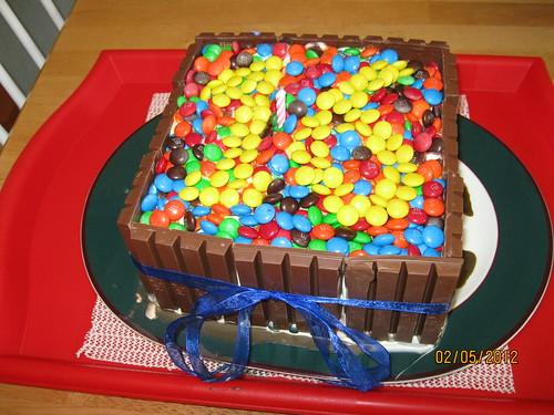 2012: Katherine's cake
