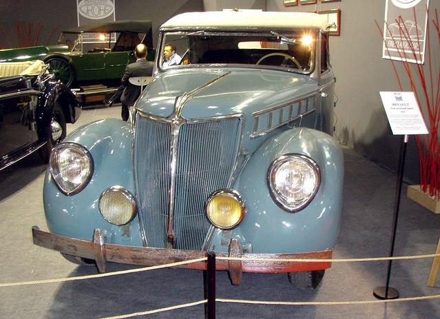 Renault Nerva Grand Sport 1937