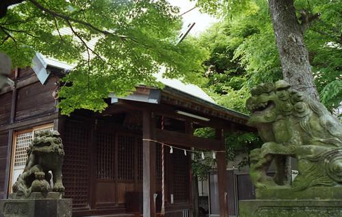豊受神社(伊勢宿)