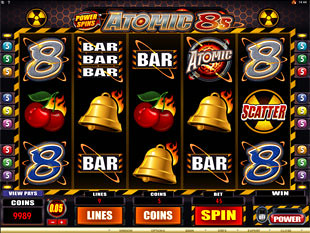 Atomic 8s slot game online review