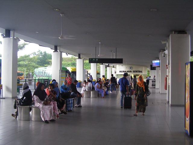 Ktm Serdang To Putrajaya Sentral
